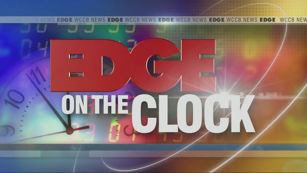 Edge On The Clock 30th Of April