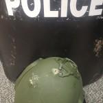 Boone Police Helmet