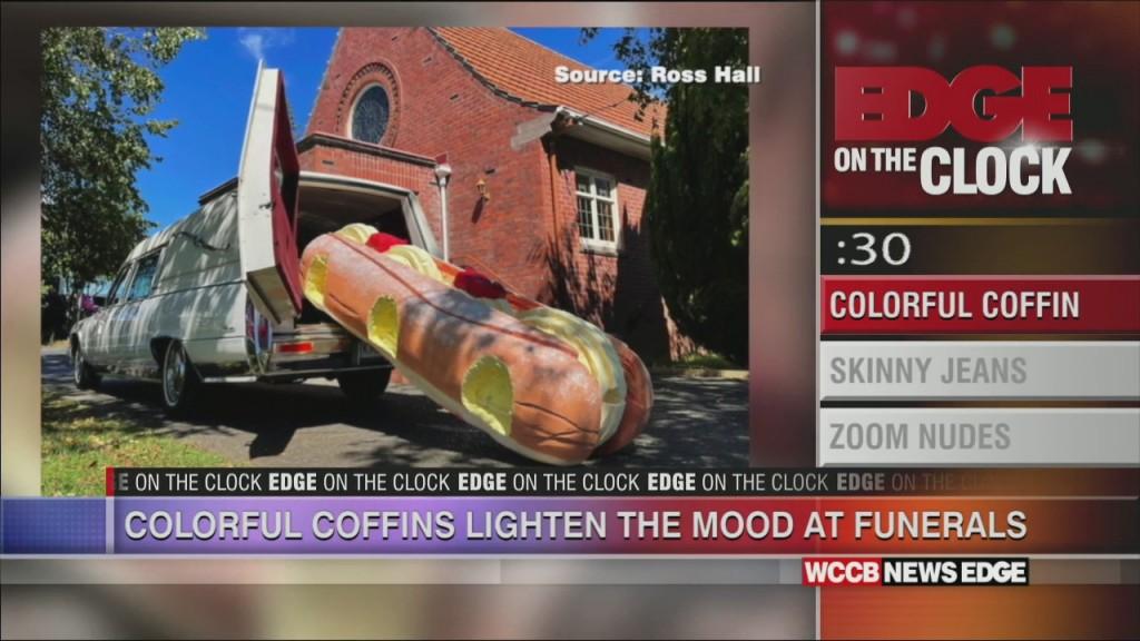 Colorful Coffin