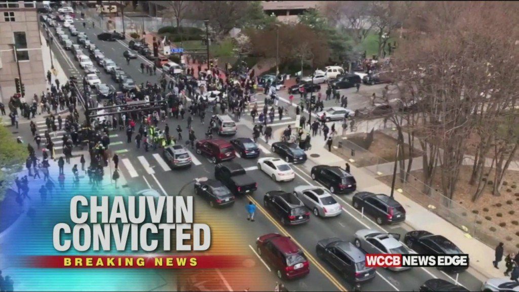 Chauvin Verdict Reactions In The World