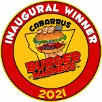 Cabarrus Burger Madness 2021 Inaugural Winner Photo Courtesy Of Visit Cabarrus