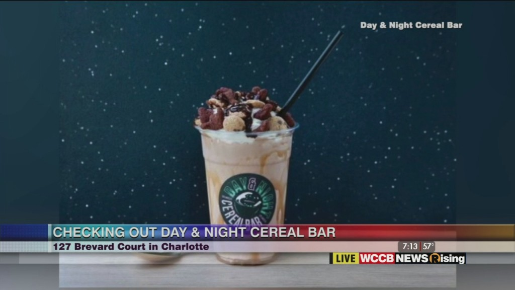 Previewing Day & Night Cereal Bar Before The Grand Opening