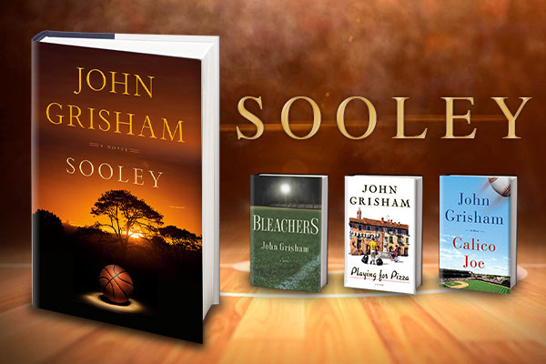 John Grisham Sooley Book Giveaway Feature Image