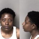 Natasha Brown Failure To Comply Trespassing