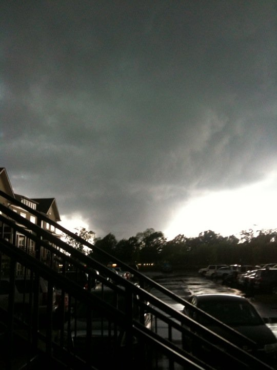Photo from University of Alabama Apt. By WCCB Rising Producer Kristen