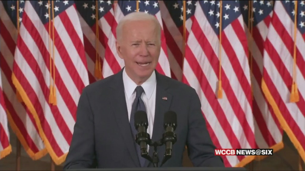Political Wrap: Biden Address To Joint Session Of Congress Happening Wednesday