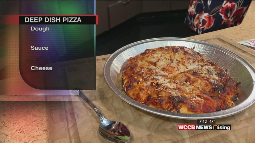 Tasty Tuesday: Deep Dish Pizza