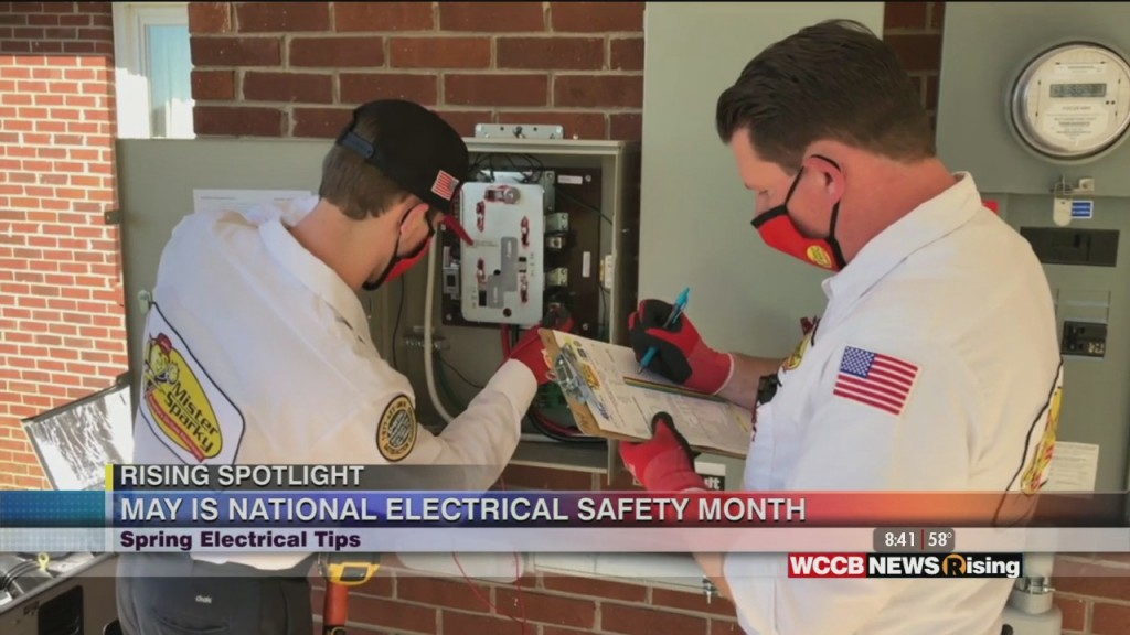 Rising Spotlight: National Electrical Safety Month With Mister Sparky