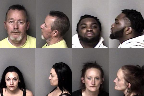 Gaston County Mugshots 4 4 21