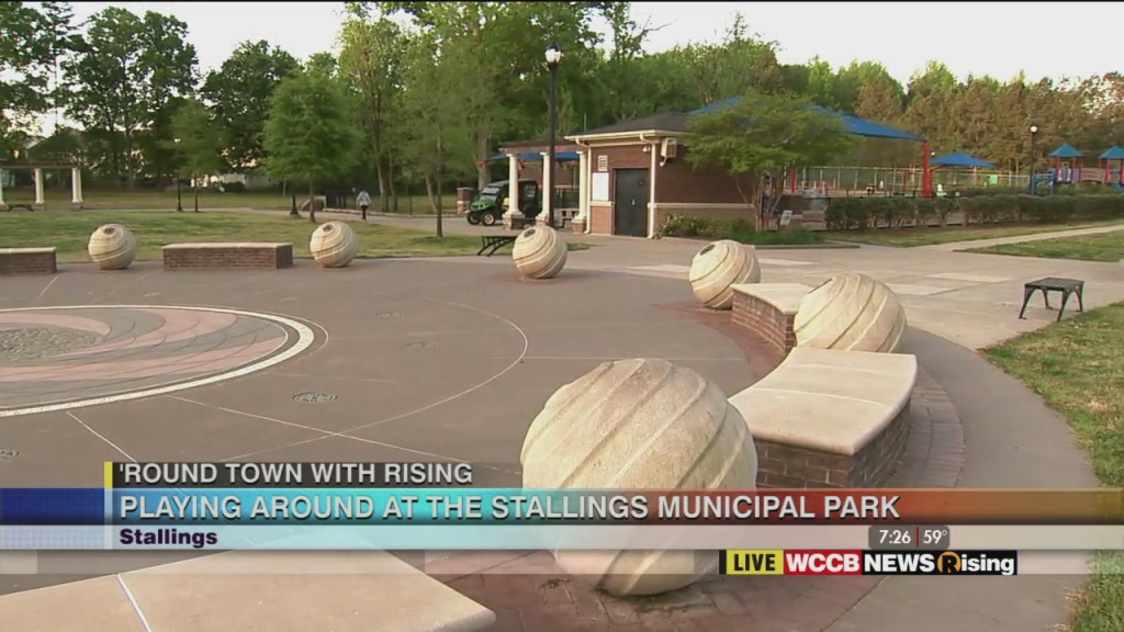 'round Town With Rising: Stallings