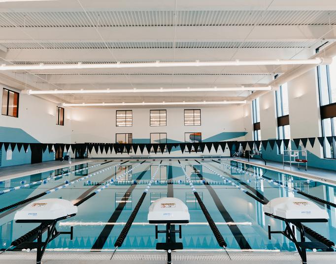 Pool At Eastway Rec Center