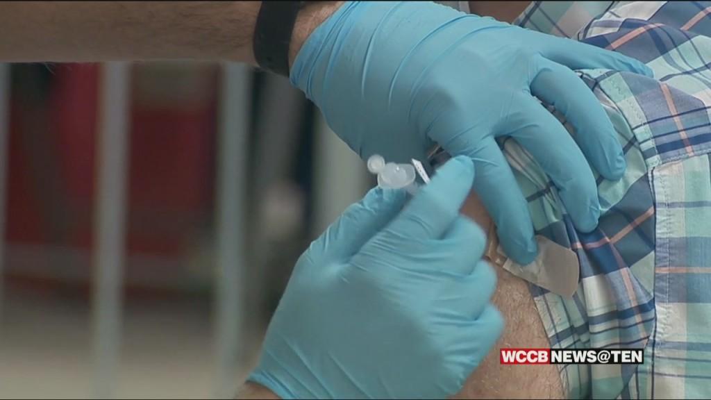 Health Officials Work To Combat Covid Vaccine Hesitancy