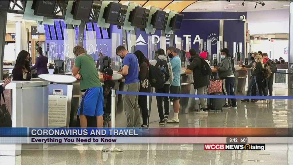 Healthy Headlines: Coronavirus And Travel