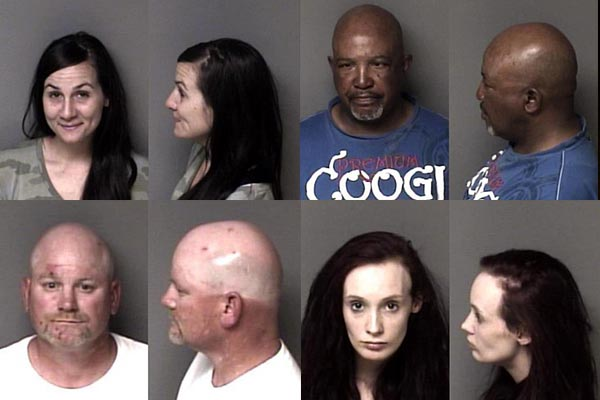 Gaston County Mugshots 4 15 21