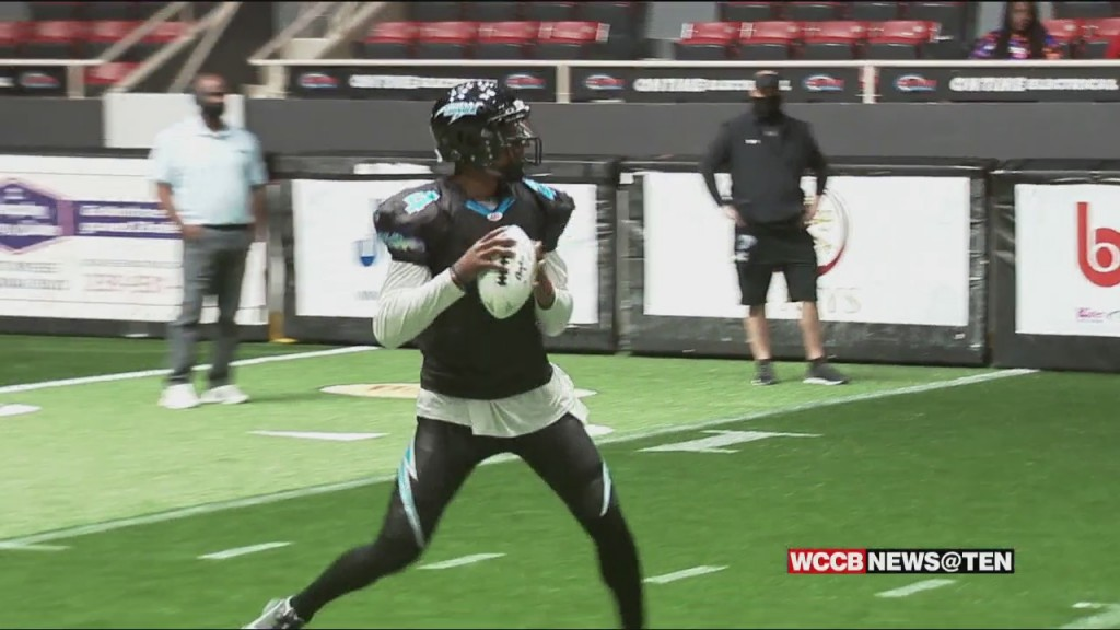 Charlotte Thunder Roll To Second Win Of Season