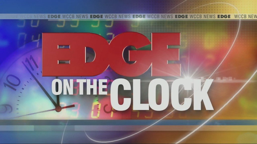 Edge On The Clock 22nd Of April