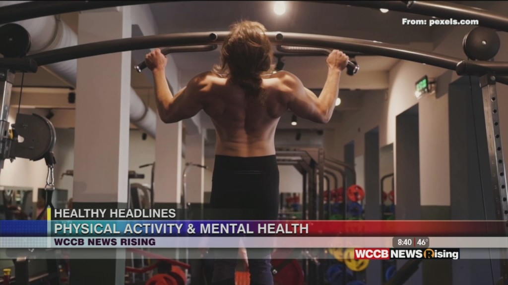 Healthy Headlines: Physical Exercise And Your Mental Health