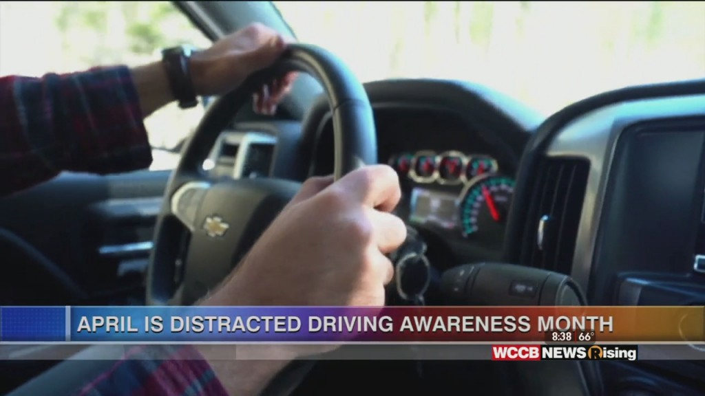 Healthy Headlines: April Is Distracted Driving Awareness Month