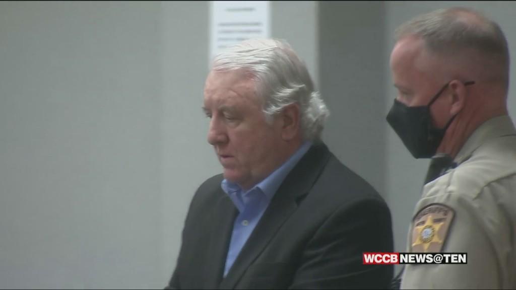 Robert Self Testifies In Sentencing Hearing