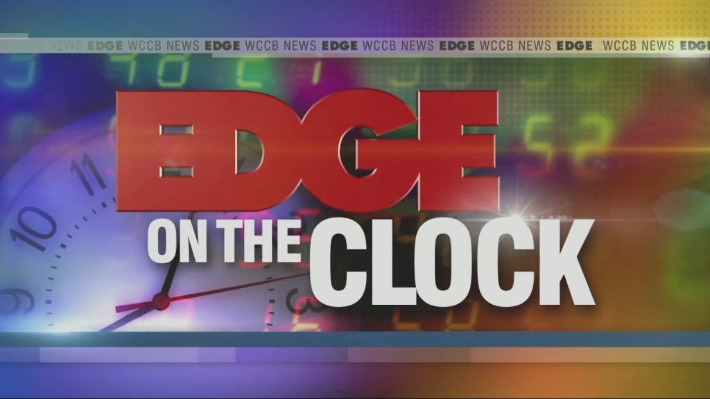 Edge On The Clock 4/20