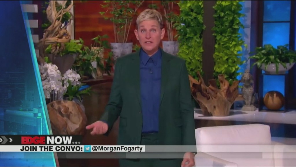 Are You Going To Miss Ellen?