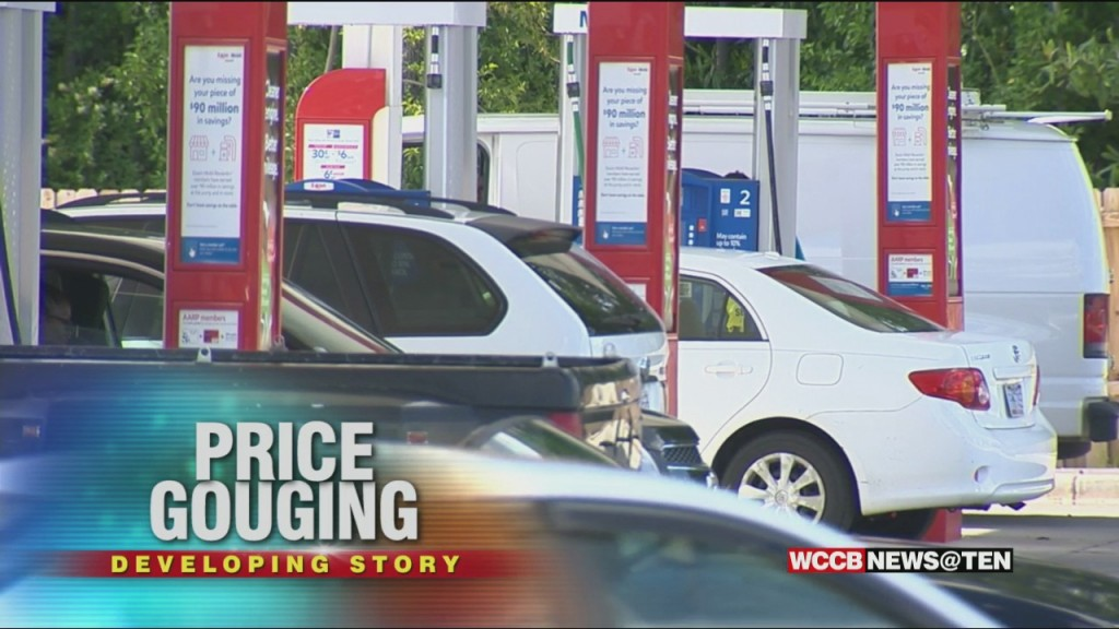 A Local Gas Station Charges $9.99 A Gallon, Manager Denies Price Gouging