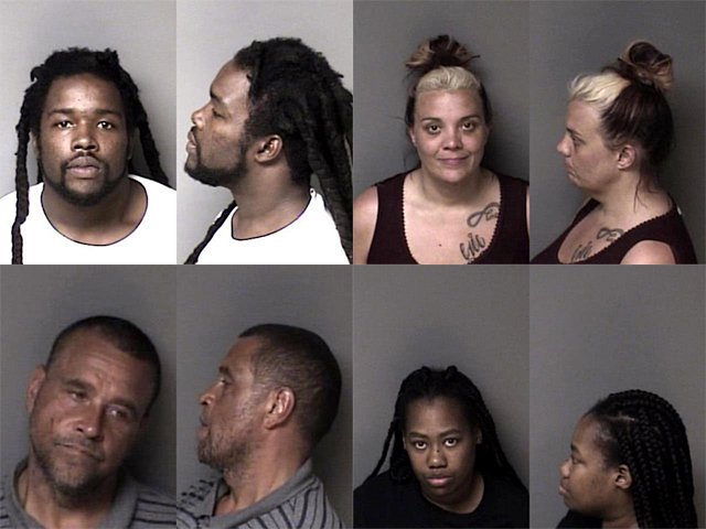 Gaston County Mugshots Cover 4321 1