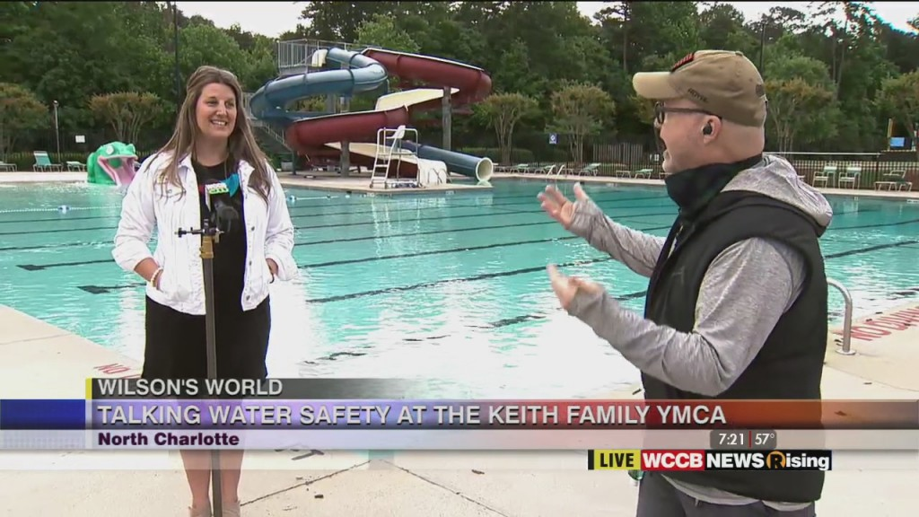 Wilson's World: Keith Family Ymca Water Safety