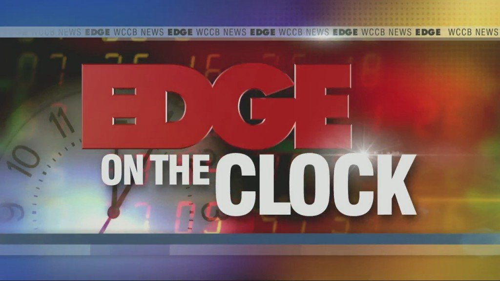 Edge On The Clock May 5