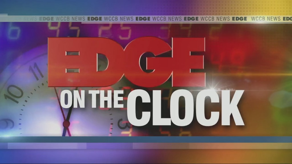 Edge On The Clock May 12