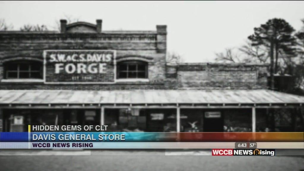 Hidden Gems Of Clt: Davis General Store