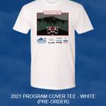 2021 Program Cover Tee