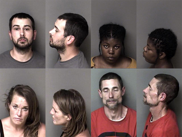 Gaston County Mugshots Cover 51121