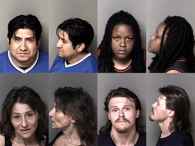 Gaston County Mugshots Cover 5221