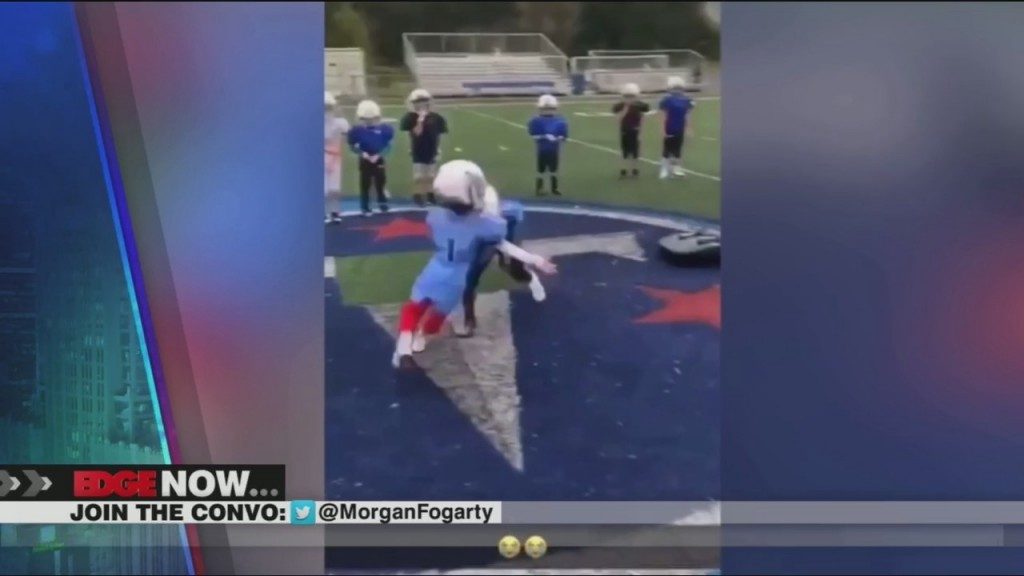 Youth Football Hit Goes Viral