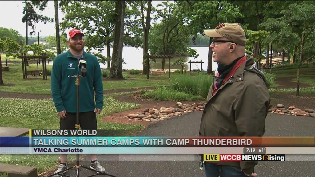 Wilson's World: Camp Thunderbird
