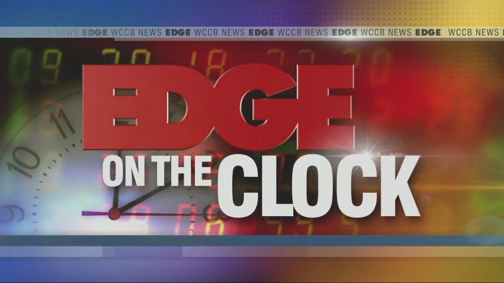 Edge On The Clock 3rd Of May
