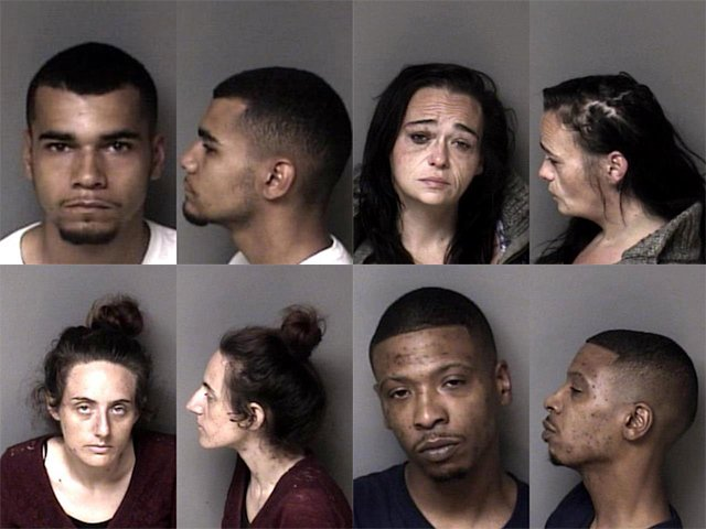 Gaston County Mugshots Cover 5621