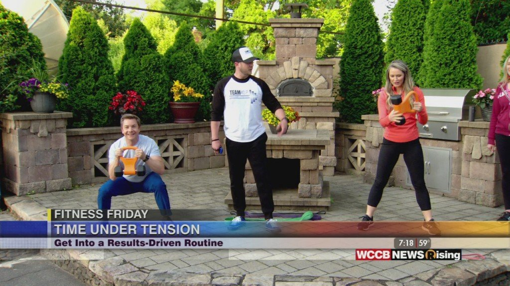 Fitness Friday: Time Under Tension
