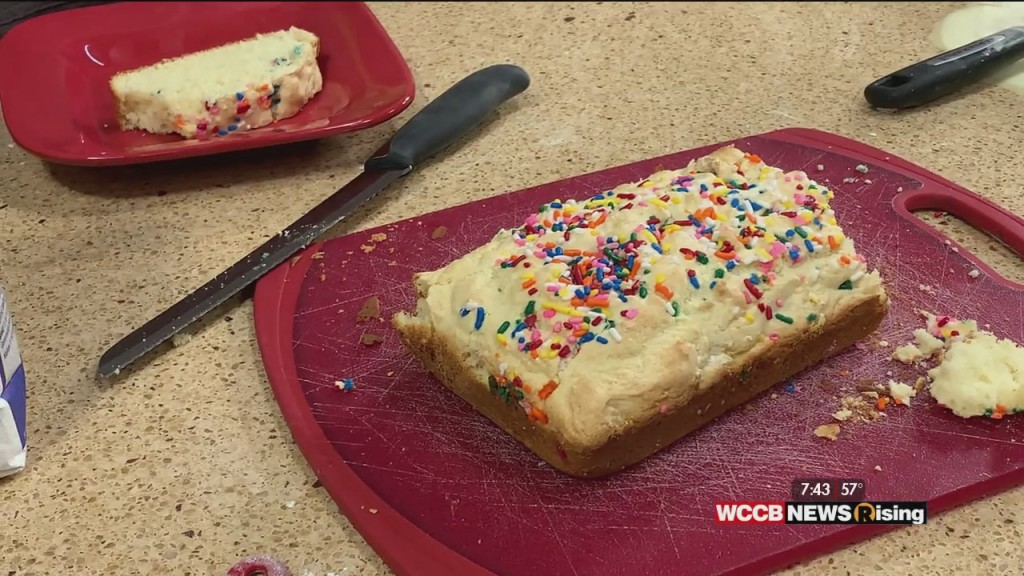 Tasty Tuesday: Ice Cream Bread