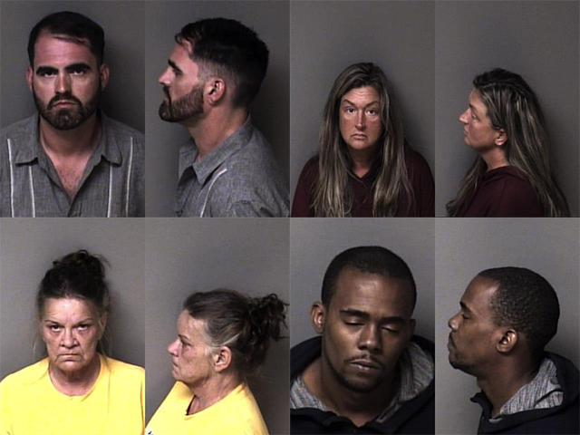 Gaston County Mugshots Cover 51721