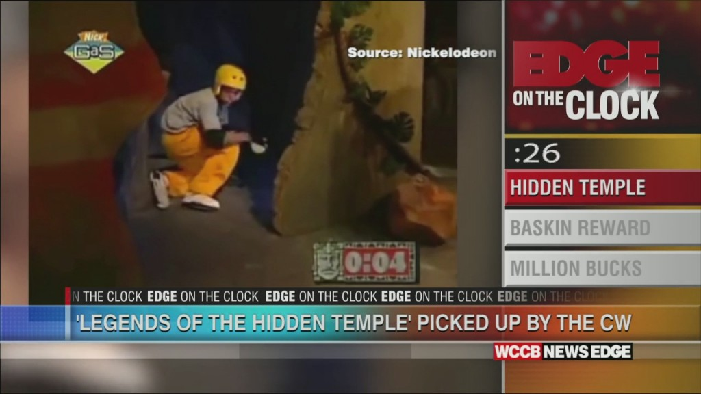Legends Of The Hidden Temple Coming Back