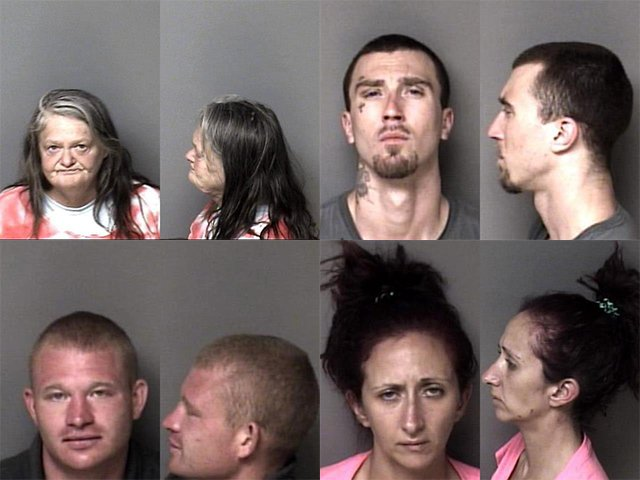 Gaston County Mugshots Cover 51021