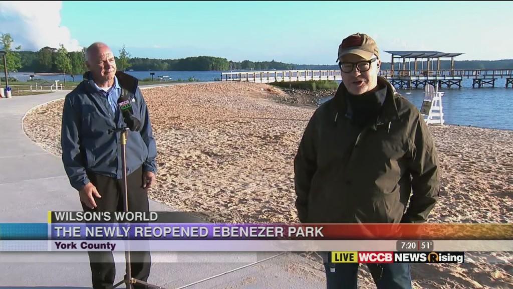 Wilson's World: Ebenezer Park