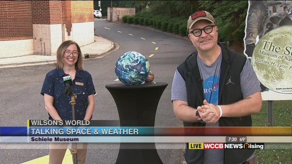 Wilson's World: Schiele Museum's Planetarium