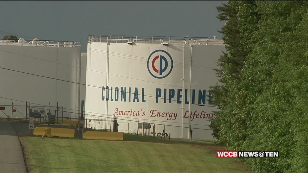 Colonial Pipeline Cyberattack Could Lead To Higher Gas Prices