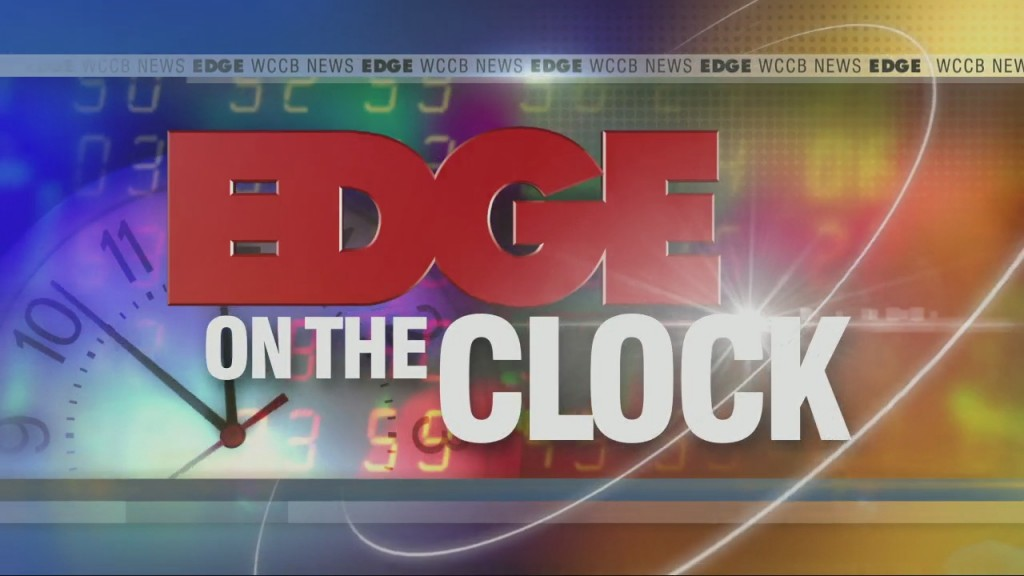 Edge On The Clock May 4th