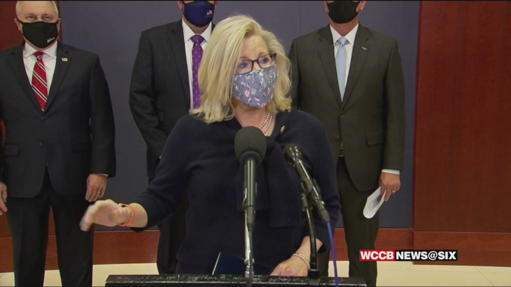 Political Wrap: Liz Cheney Likely To Be Ousted From Gop Leadership