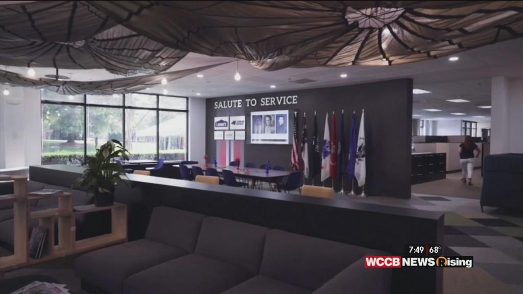 Wilson's World: Mecklenburg County Vietnam Veterans Memorial With Veterans Bridge Home