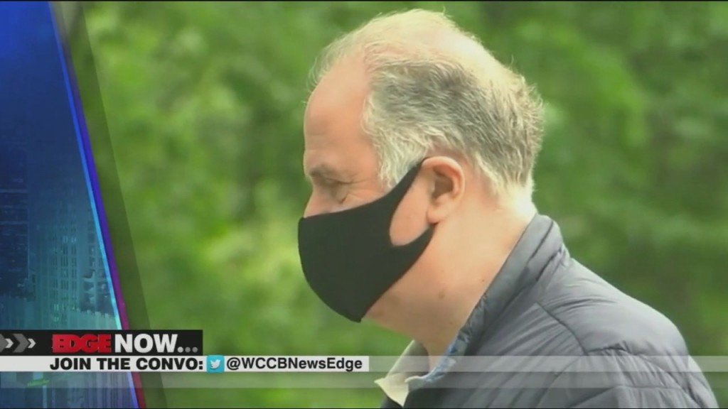 Edge: North Carolina Mask Mandate Lifted
